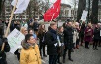 Sukritikavo gydytojų protestą: Lietuvoje vertinami tik geriausi?
