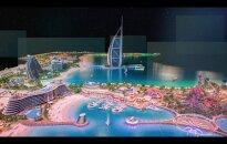Dubajaus šeichas paskelbė apie naują įspūdingą megaprojektą
