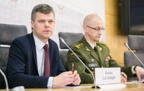 At the presentation of the traditional report of national security threats