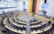Seimas nusprendė: kompensacijas už šildymą gaus daugiau nei 200 tūkst. gyventojų