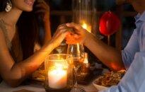 Valentino vakaro idėjos, kuomet rytoj – į darbą