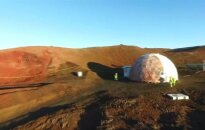 Mokslininkų vykdoma žmonių misijos Marse simuliacijos programa pasiekė pusiaukelę