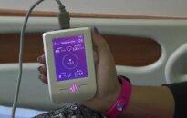 Telefono dydžio prietaisas sukels revoliuciją nėščiųjų sveikatos priežiūros srityje
