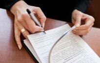 Dėl etikos ir darbo pažeidimų atleista Kauno notarė