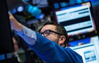 Palaikomos mažmeninės prekybos JAV biržos vėl muša rekordus