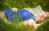 Nėštumas moteriai – tarsi jaunystės eliksyras