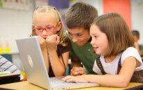 IT darbdaviai: progamavimo reikia mokyti nuo vaikystės