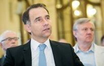 Energy Minister Rokas Masiulis
