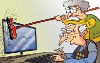 Po komentaro internete – teisėsaugos reakcija: bausti galima tik išimtiniais atvejais