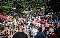 Paskutinis vasaros savaitgalis Palangoje