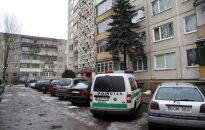 Kaune rastas nužudytas vyras, butas užrakintas iš vidaus