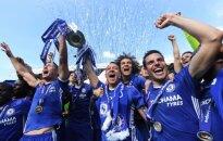 Londono Chelsea – Anglijos Premier lygos nugalėtojai