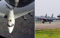 """Kinijos naikintuvai """"perėmė"""" atomines bombas """"užuodžiantį"""" lėktuvą: kuo jis ypatingas"""