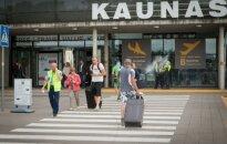 Įspūdžiai iš Kauno oro uosto: atvykus viskas pakrypo kita linkme