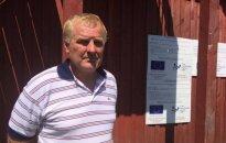 Visą gyvenimą žvejojusiam lietuviui teko pamiršti tinklus: pradėjo pats auginti žuvį