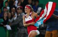 Gražuolė M. Puig – Rio olimpinių žaidynių čempionė