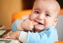 Odontologė pataria, kaip prižiūrėti kūdikio dantis