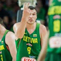 Rungtynės tarp Lietuvos ir Rumunijos vyks be žiūrovų