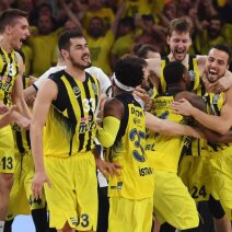 Eurolygos finalas: Fenerbahce – Olympiacos