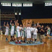 Lietuvos vyrų kurčiųjų krepšinio rinktinė