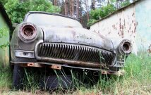 automobilis Volga