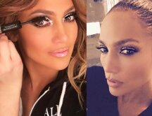 Ar pastebėjai Jennifer Lopez kartojamą makiažo gudrybę?