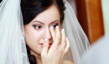 Tokių vestuvių dar nematėte: tėvas prie altoriaus dukrą lydėjo dainuodamas VIDEO