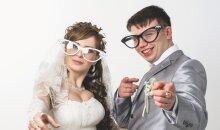 Juokas pro ašaras: vulgarūs žaidimai per vestuves, kurių geriau nekartokite VIDEO