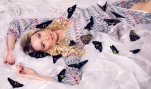 KONKURSAS: drugeliai pilve skraido