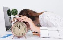 Kaip kovoti su nuolatiniu dieniniu mieguistumu