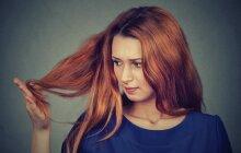 Ką daryti, jei plaukų išslenka vis daugiau?
