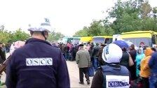 Миссия ОБСЕ осмотрела мост на линии разграничения в Донбассе