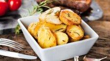 Traškios bulvės