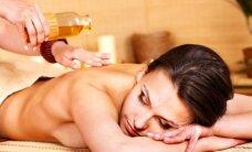 Laimėk viso kūno masažą su eterinių aliejų mišiniu