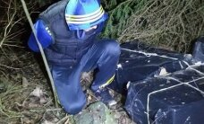 Pasalą miške surengę pasieniečiai kontrabandininko laukė 15 valandų