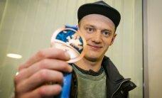 G. Titenis Amsterdame pasidabino dar vienu medaliu