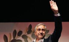 Susitaikymo šauklys Akinci laimėjo Šiaurės Kipro prezidento rinkimus
