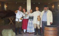 Gyvajame muziejuje – galimybė išgirsti žaldoko pasakojimą apie senovinę alaus gamybą