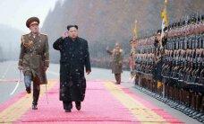 Šiaurės Korėja didelio nuotolio raketą gali paleisti jau sekmadienį
