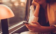 Erotinių knygų populiarumą didina ir galimybė skaityti telefone