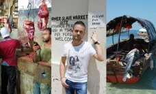 E. Žičkus – apie Zanzibaro skurdą: namai be langų, ropliai lovose, elektra – prabanga
