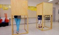 Suomijoje vyksta rinkimai, kuriuose prognozuojama nesėkmė valdančiajai koalicijai