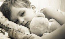 Staiga pasikeitusį vaiko elgesį gali nulemti ne charakteris, bet pojūčiai. Kaip?