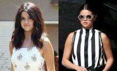 Stileiva: Selena Gomez – gatvės mados ikona(FOTO)