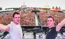 """""""Summerburst"""" festivalyje gros geriausių pasaulio DJ'ų sąraše 14 vietą okupavę """"W&W"""""""
