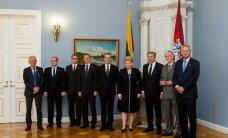 D.Grybauskaitė: vieninga NB8 šalių pozicija dėl finansinės drausmės padėjo lengviau įveikti sunkmetį