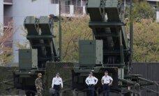 Rusija pasisako prieš planus dislokuoti JAV priešraketinės gynybos sistemas Pietų Korėjoje