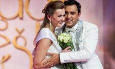Būsima Radži žmona Ilona netiki, kad dainininkas trejus metus gyveno su kitu vyru