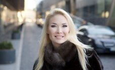 Dainininkė Natalija Bunkė sveikina su šventėmis