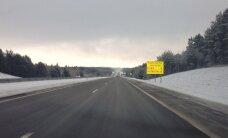 Keliu Vilnius-Kaunas-Klaipėda prašvilpė 171 km/val. greičiu